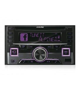 RADIO CD DOBLE DIN ALPINE W296BT