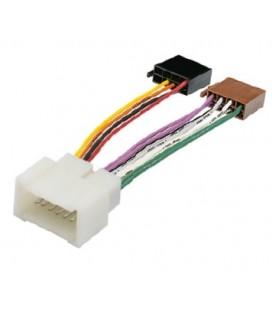 Cable para autoradios ISO Nissan